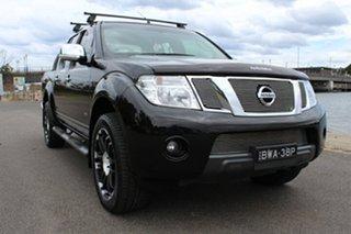 Used Nissan Navara ST-X 550, 2012 Nissan Navara ST-X 550 D40 S5 MY12 Utility