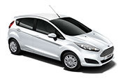 New Ford Fiesta, Kloster Ford, Hamilton