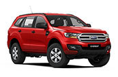 New Ford Everest, Peter Warren Ford, Warwick Farm