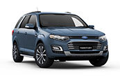 New Ford Territory, Peter Warren Ford, Warwick Farm