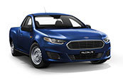 New Ford Falcon Ute FG X, Peter Warren Ford, Warwick Farm