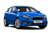 New Ford Focus, Peter Warren Ford, Warwick Farm