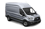 New Ford Transit, Kloster Ford, Hamilton