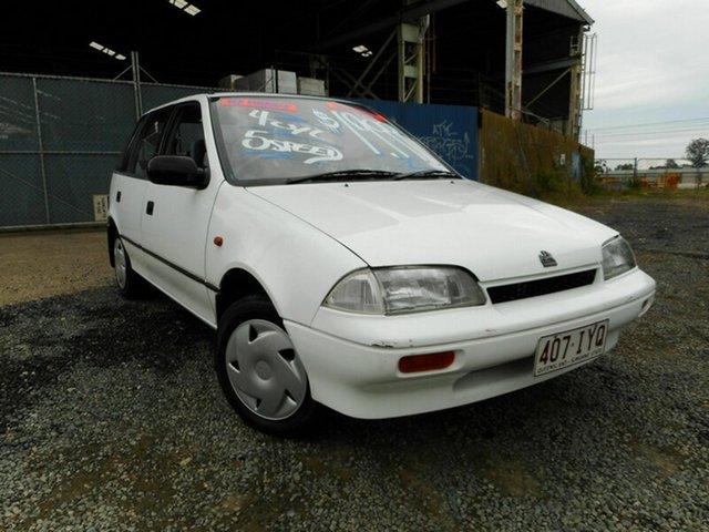 Used Holden Barina, Moorooka, 1991 Holden Barina MF Hatchback