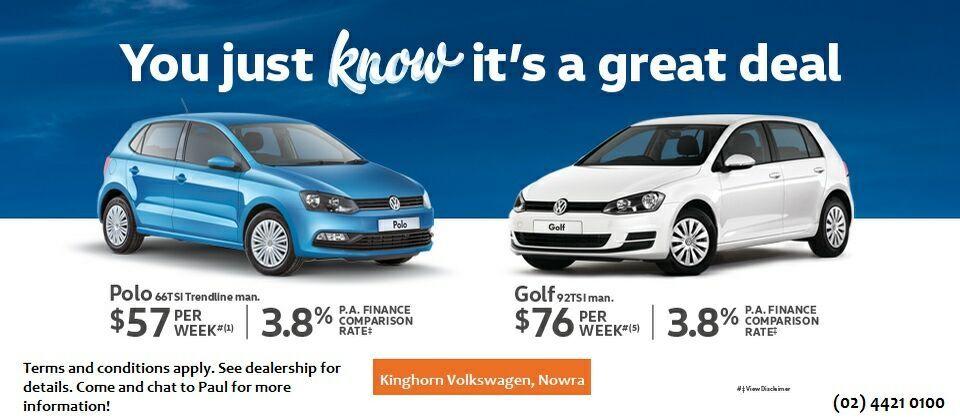 Kinghorn finance offer