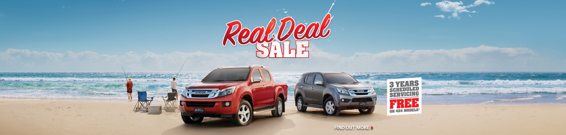 Real Deal Sale
