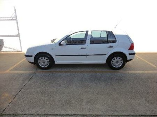 Used Volkswagen Golf GL, Redcliffe, 2001 Volkswagen Golf GL Hatchback