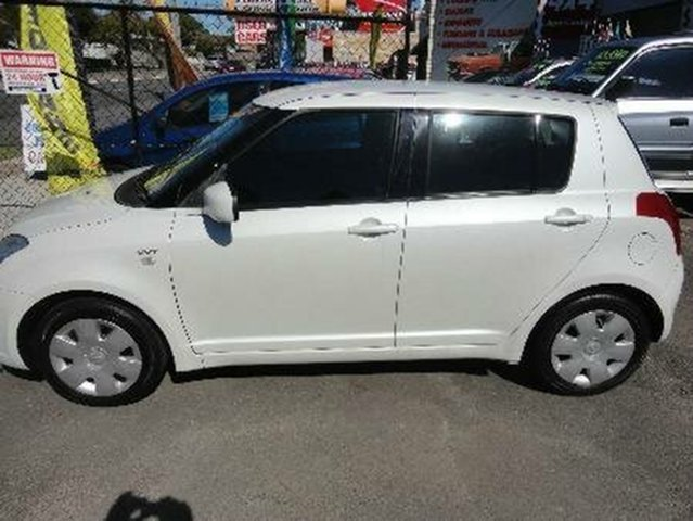 Used Suzuki Swift, Redcliffe, 2005 Suzuki Swift Hatchback