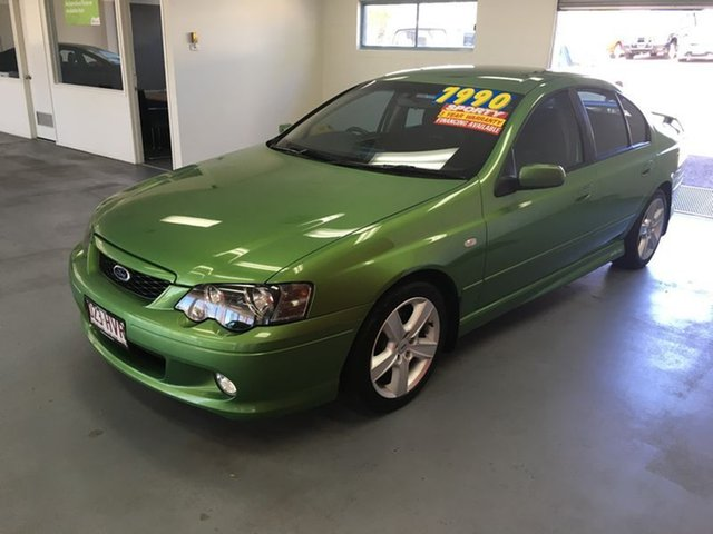 Used Ford Falcon XR6, Alexandra Headland, 2004 Ford Falcon XR6 Sedan