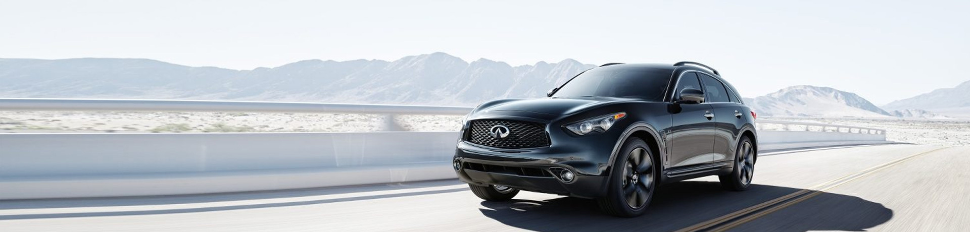 The Infiniti QX70S. Incredible Power,  Captivating Beauty