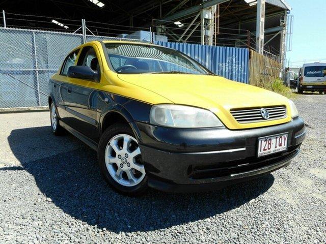 Used Holden Astra CD, Moorooka, 2001 Holden Astra CD TS Sedan