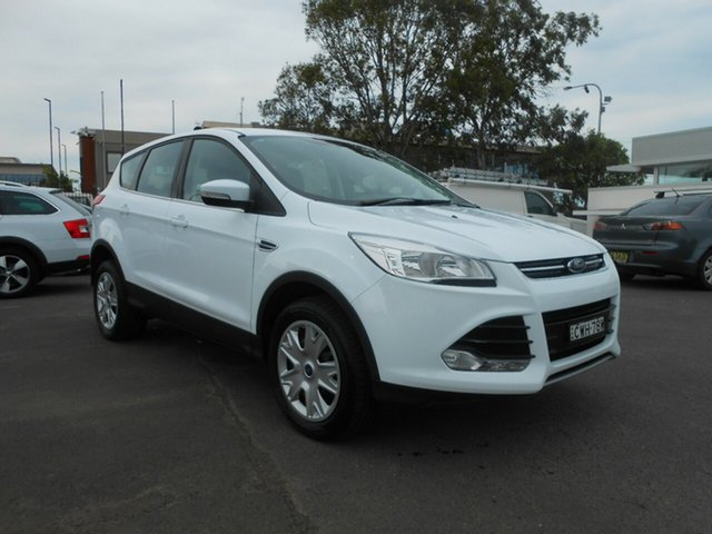 Used Ford Kuga Ambiente AWD, Nowra, 2014 Ford Kuga Ambiente AWD TF MY15 Wagon