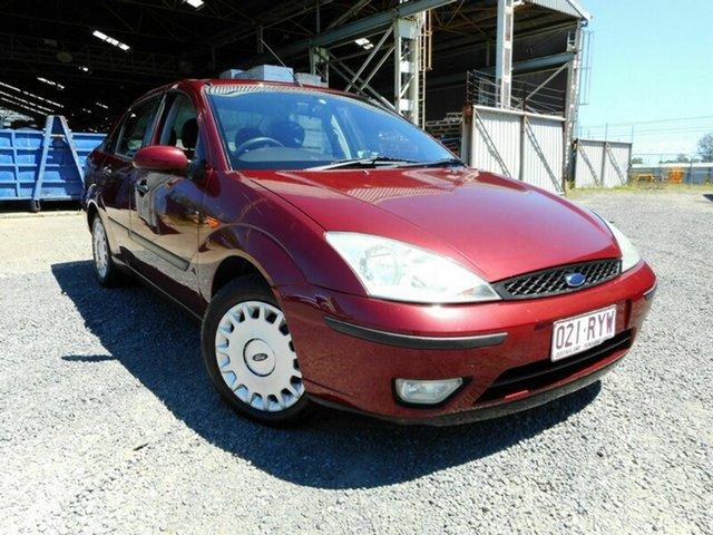 Used Ford Focus CL, Moorooka, 2004 Ford Focus CL LR MY2003 Sedan