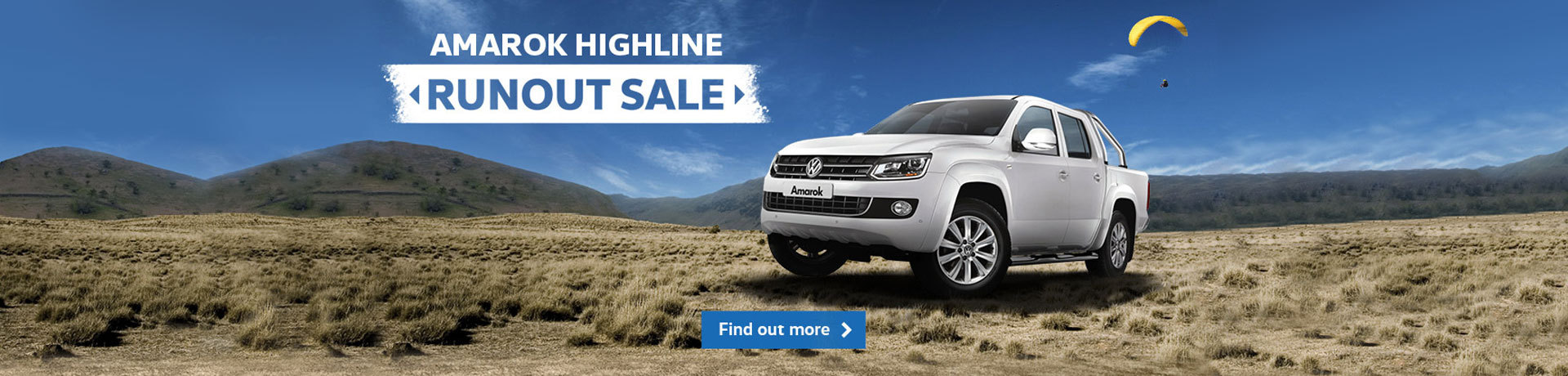 Amarok Highline - From $53,990 Plus Free 8-Spreed Auto and $2000 Cashback