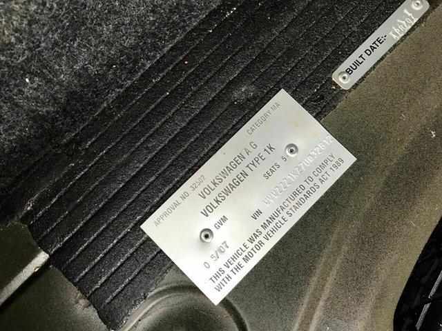 Used Volkswagen Golf GTI DSG, Burleigh Heads, 2007 Volkswagen Golf GTI DSG V MY07 Hatchback