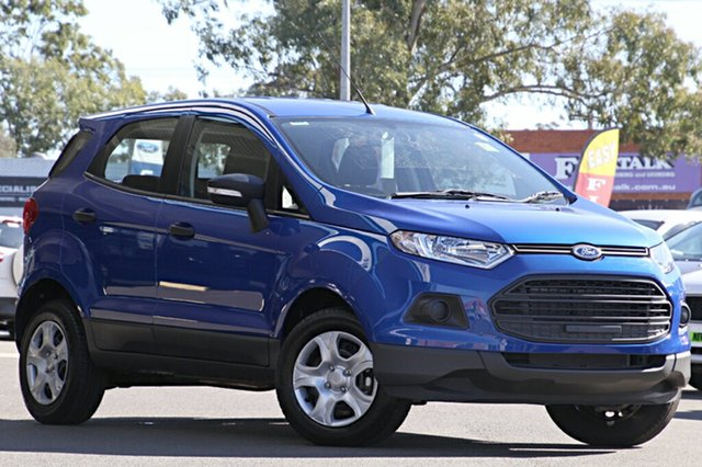 Discounted Demonstrator, Demo, Near New Ford Ecosport Ambiente PwrShift, Narellan, 2016 Ford Ecosport Ambiente PwrShift SUV