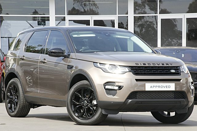 Used Land Rover Discovery Sport Si4 SE, Narellan, 2015 Land Rover Discovery Sport Si4 SE SUV