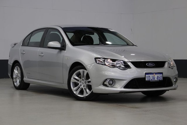 Used Ford Falcon XR6, Bentley, 2008 Ford Falcon XR6 Sedan
