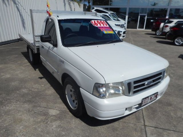 Used Ford Courier GL, Alexandra Headland, 2005 Ford Courier GL Cab Chassis