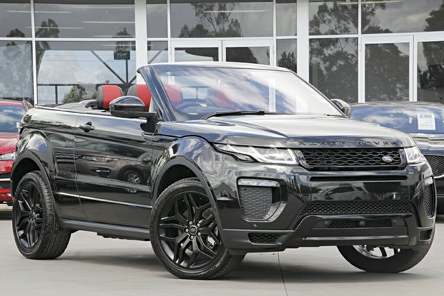 Demonstrator, Demo, Near New Land Rover Range Rover Evoque TD4 180 HSE Dynamic, Narellan, 2016 Land Rover Range Rover Evoque TD4 180 HSE Dynamic SUV