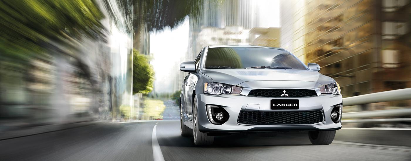 Lancer. Stylish Innovation.