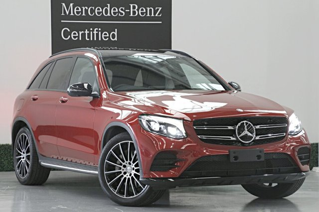 Used Mercedes-Benz GLC250 9G-TRONIC 4MATIC, Narellan, 2015 Mercedes-Benz GLC250 9G-TRONIC 4MATIC SUV