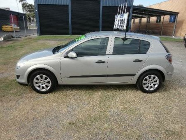 Used Holden Astra 60th Anniversary, Redcliffe, 2008 Holden Astra 60th Anniversary Wagon