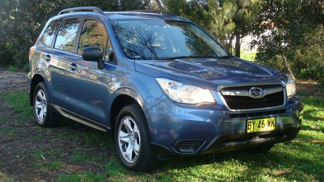 Used Subaru Forester X Lineartronic AWD, Queanbeyan, 2014 Subaru Forester X Lineartronic AWD Wagon