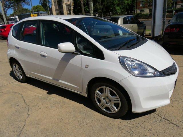 Used Honda Jazz GLi, Toowoomba, 2012 Honda Jazz GLi Hatchback