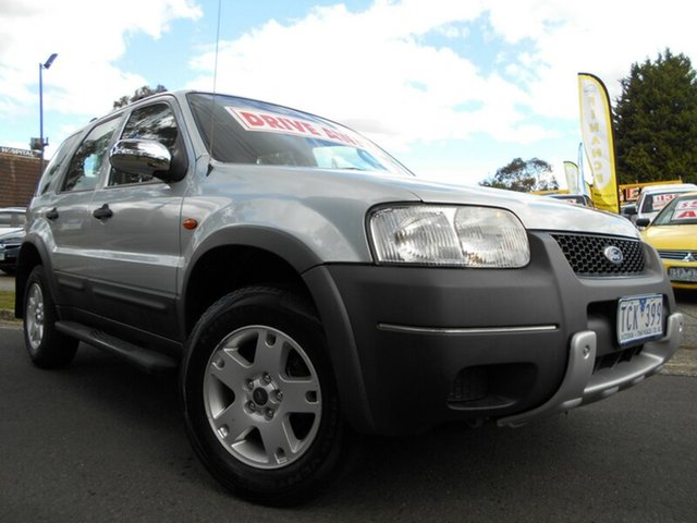 Used Ford Escape XLT, Upper Ferntree Gully, 2004 Ford Escape XLT Wagon