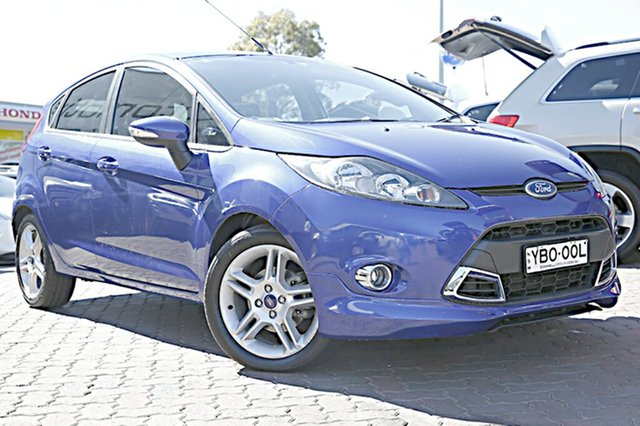 Discounted Used Ford Fiesta Zetec PwrShift, Southport, 2013 Ford Fiesta Zetec PwrShift Hatchback