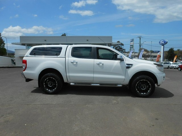 Used Ford Ranger XLT Double Cab, Nowra, 2012 Ford Ranger XLT Double Cab PX Dual Cab