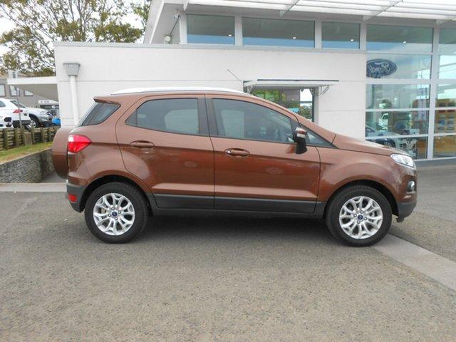 Used Ford Ecosport Titanium PwrShift, Nowra, 2015 Ford Ecosport Titanium PwrShift BK Wagon