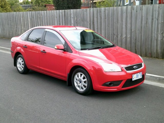 Used Ford Focus CL, North Hobart, 2007 Ford Focus CL Sedan