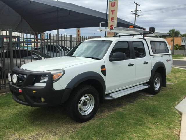 Discounted Used Ford Ranger XL (4x4), Toowoomba, 2011 Ford Ranger XL (4x4) Dual Cab Pick-up