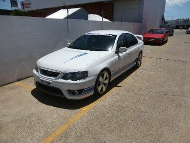 Used Ford Performance Vehicles GT, Redcliffe, 2006 Ford Performance Vehicles GT Sedan