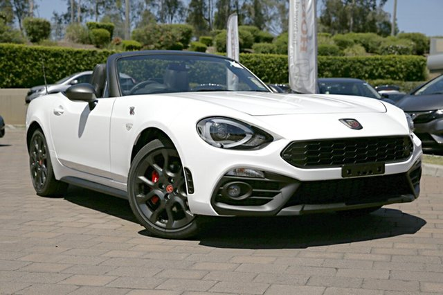 Discounted New Abarth 124 Spider, Southport, 2016 Abarth 124 Spider Roadster