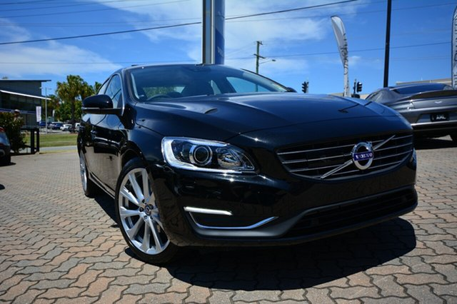 Discounted Demonstrator, Demo, Near New Volvo S60 T5 Adap Geartronic Luxury, Southport, 2016 Volvo S60 T5 Adap Geartronic Luxury Sedan