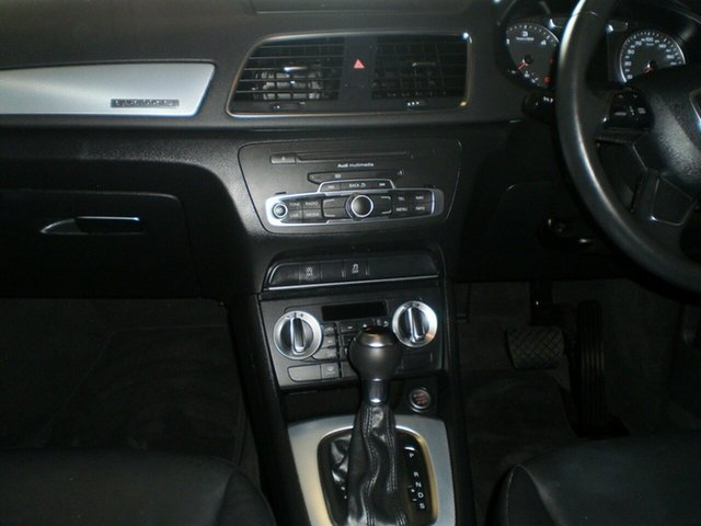 Used Audi Q3 2.0 TDI Quattro (130KW), Morayfield, 2013 Audi Q3 2.0 TDI Quattro (130KW) 8U Wagon