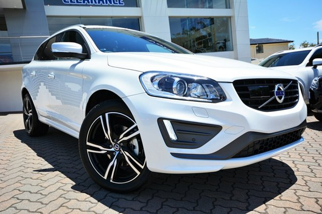 Discounted Demonstrator, Demo, Near New Volvo XC60 T6 Geartronic AWD R-Design, Southport, 2016 Volvo XC60 T6 Geartronic AWD R-Design Wagon
