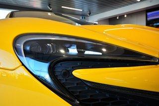 2016 McLaren 650S Spider SSG Convertible.