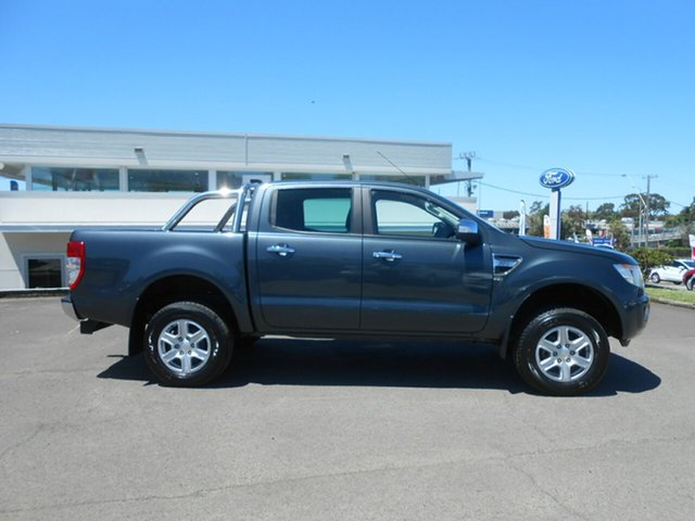 Used Ford Ranger XLT Double Cab, Nowra, 2011 Ford Ranger XLT Double Cab PX Dual Cab