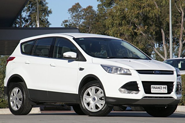 Discounted Demonstrator, Demo, Near New Ford Kuga Ambiente 2WD, Narellan, 2016 Ford Kuga Ambiente 2WD Wagon