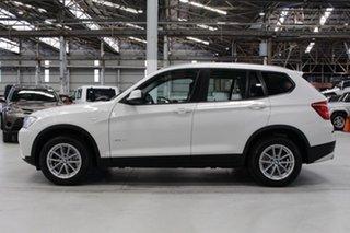 2013 BMW X3 xDrive 20I Wagon.