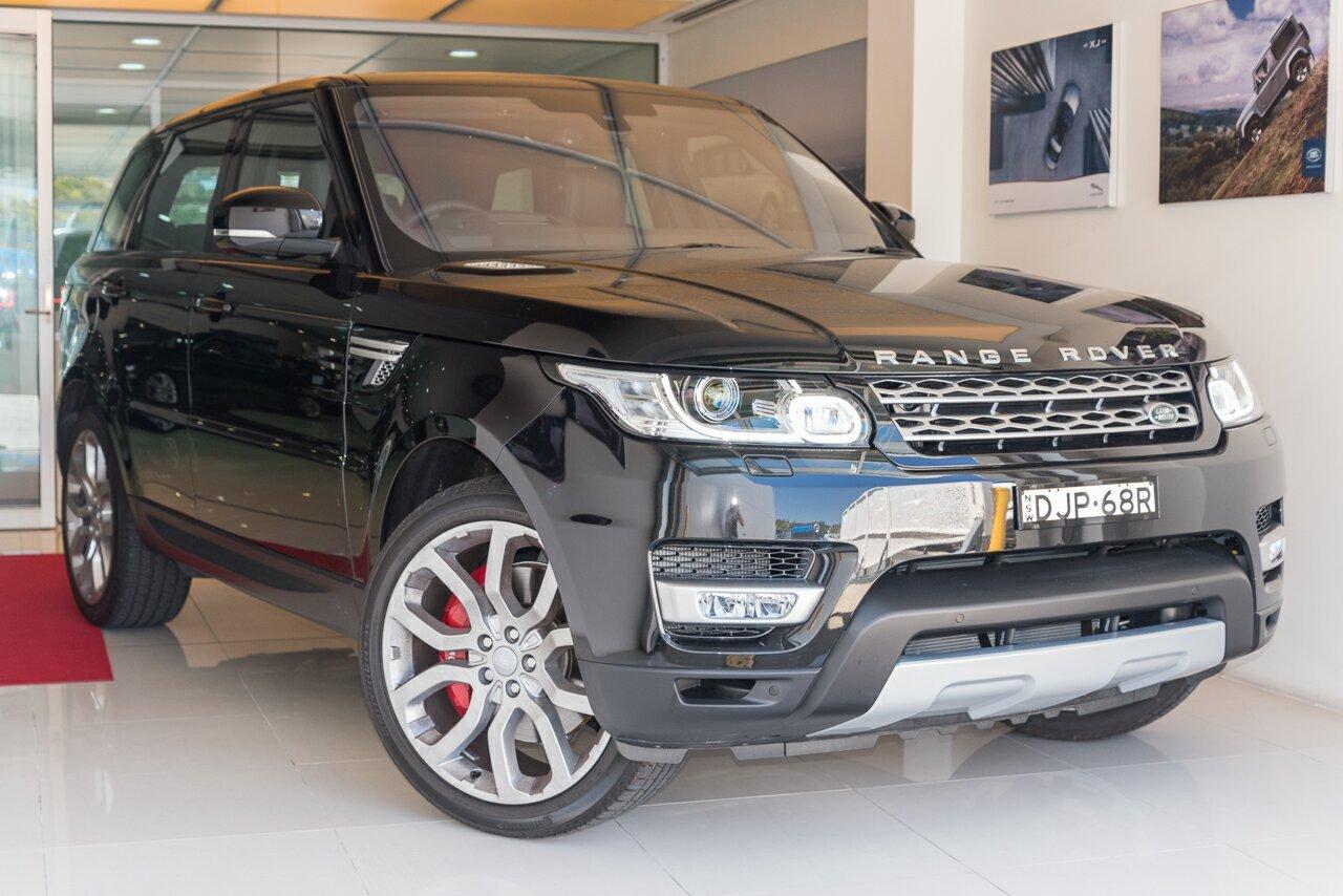 2016 Land Rover Range Rover Sport SDV6 CommandShift HSE L494 16.5MY