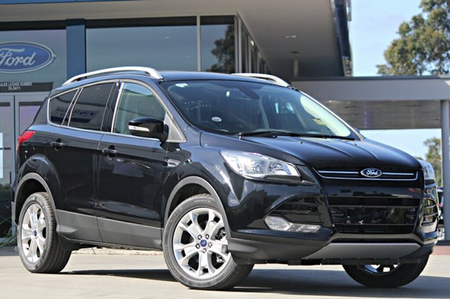 Discounted Demonstrator, Demo, Near New Ford Kuga Trend AWD, Narellan, 2016 Ford Kuga Trend AWD Wagon