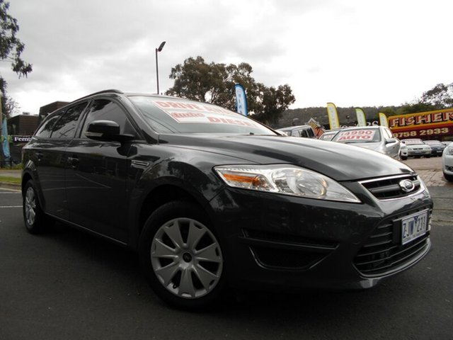 Used Ford Mondeo LX Tdci, Upper Ferntree Gully, 2012 Ford Mondeo LX Tdci Wagon