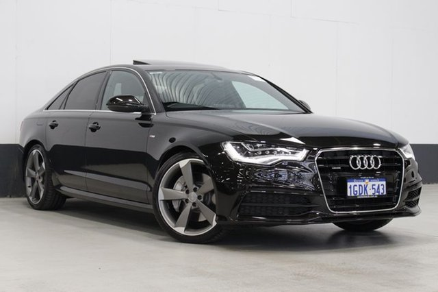 Used Audi A6 3.0 TFSI Quattro, Bentley, 2011 Audi A6 3.0 TFSI Quattro Sedan