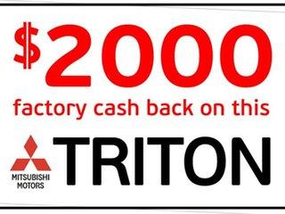 New Mitsubishi Triton Exceed Double Cab, 2016 Mitsubishi Triton Exceed Double Cab Utility.