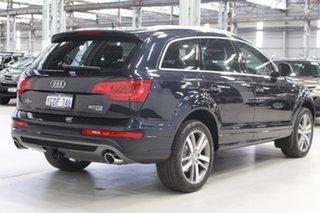 2012 Audi Q7 3.0 TDI Quattro Wagon.
